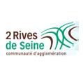 Communauté d'agglomération 2 Rives de Seine